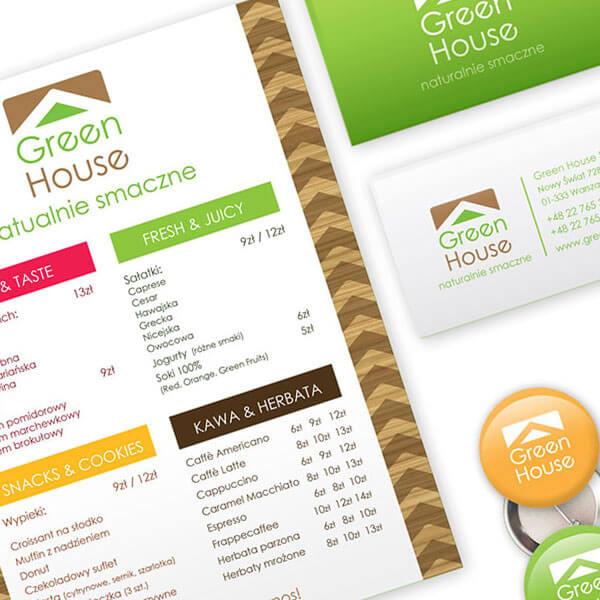 identyfikacja marki greenhouse