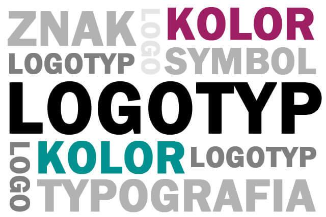 logotypy grafika