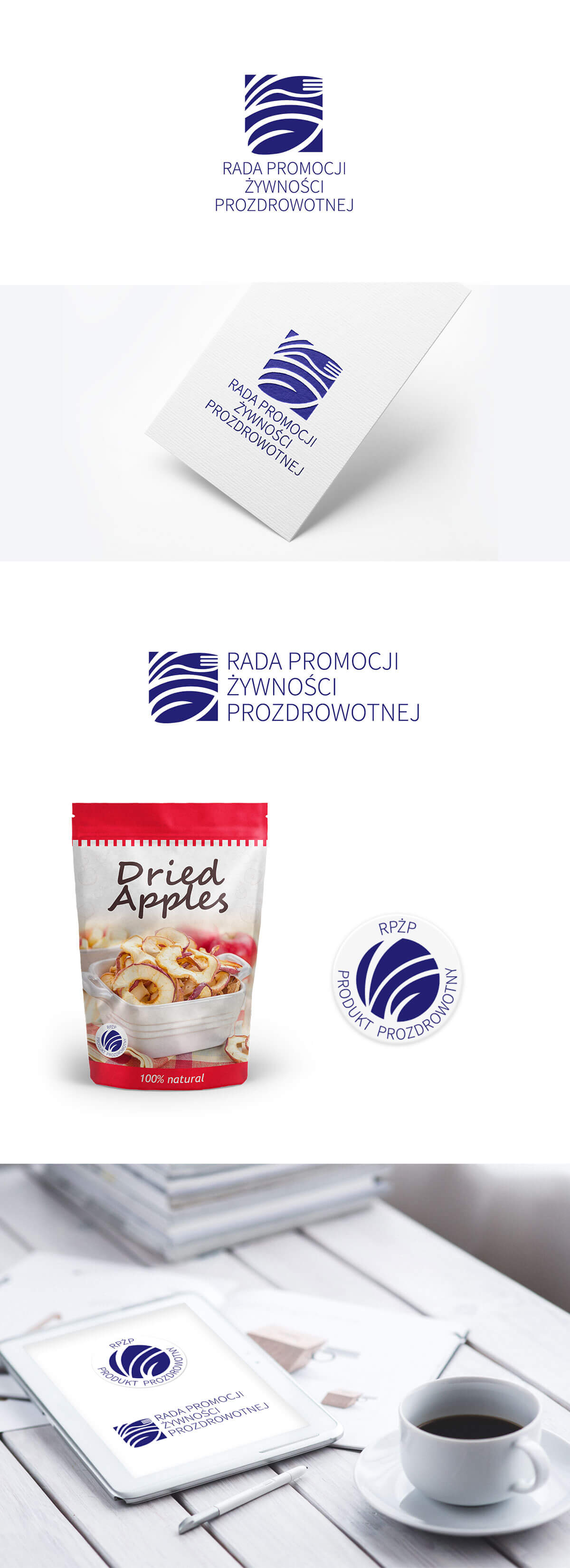 logo rady promocji żywności prozdrowotnej