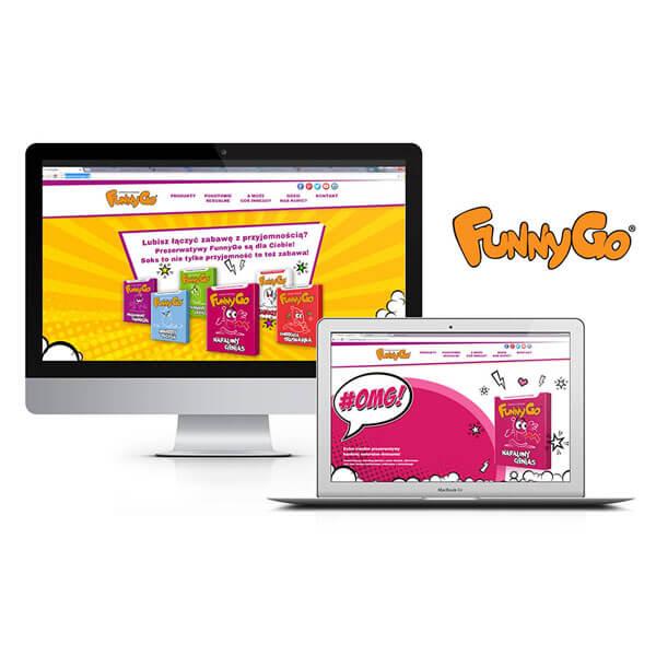 strona www funnygo