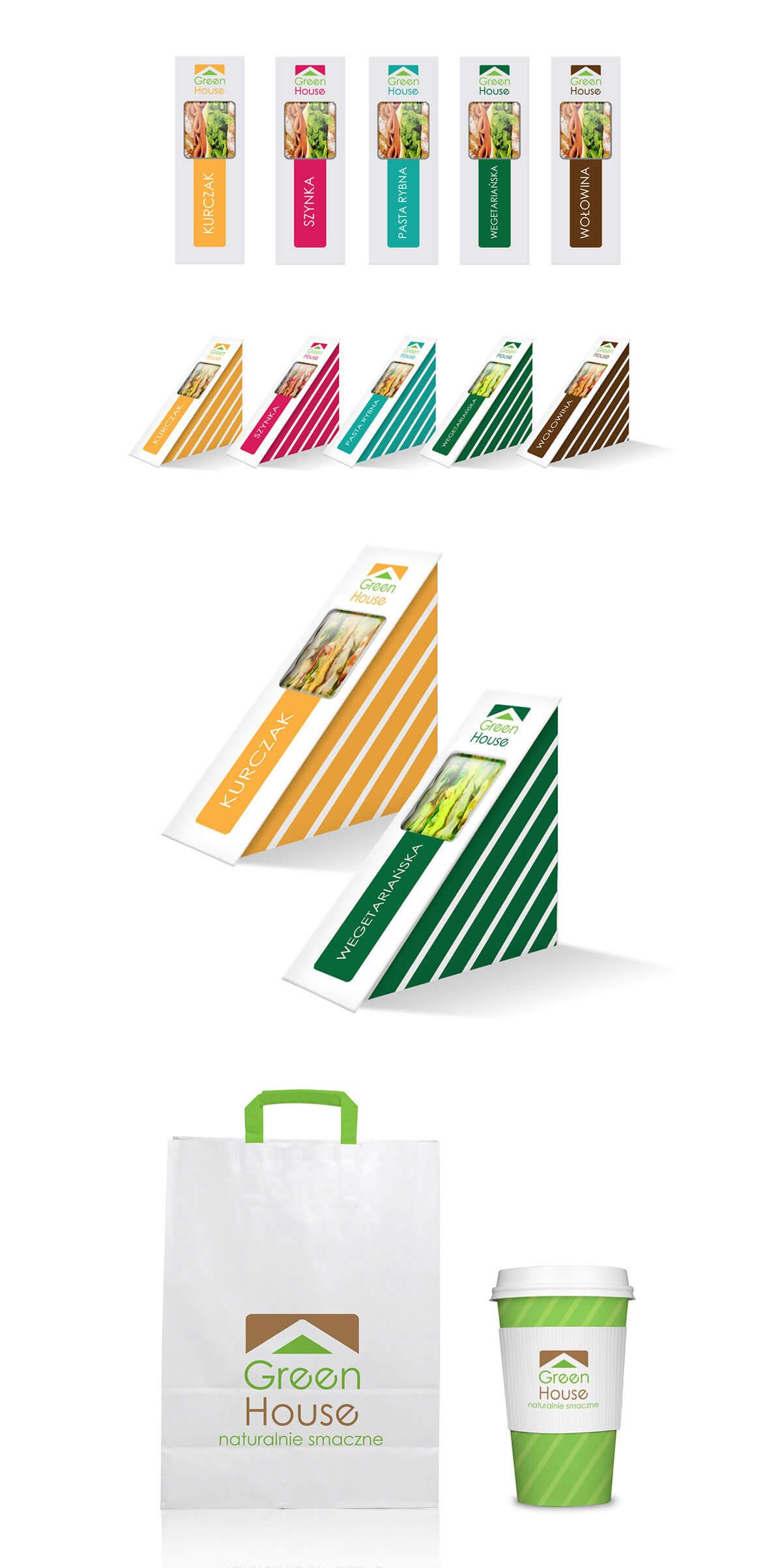 opakowania produkty papierowe