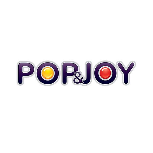 pop&joy logo