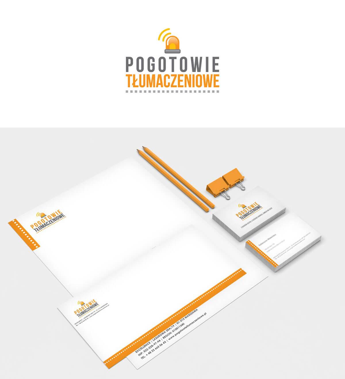 projektowanie logo pogotowie