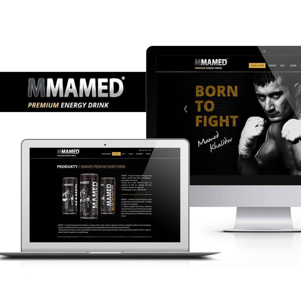 projektowanie stron internetowych mmamed