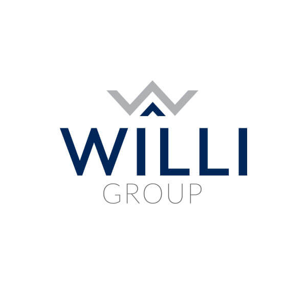 logotyp willi group