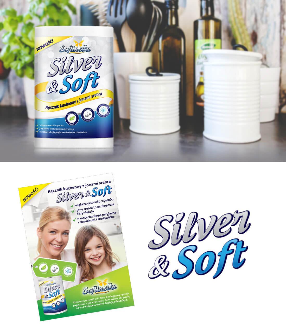 projekt etykiety dla ręczników papierowych