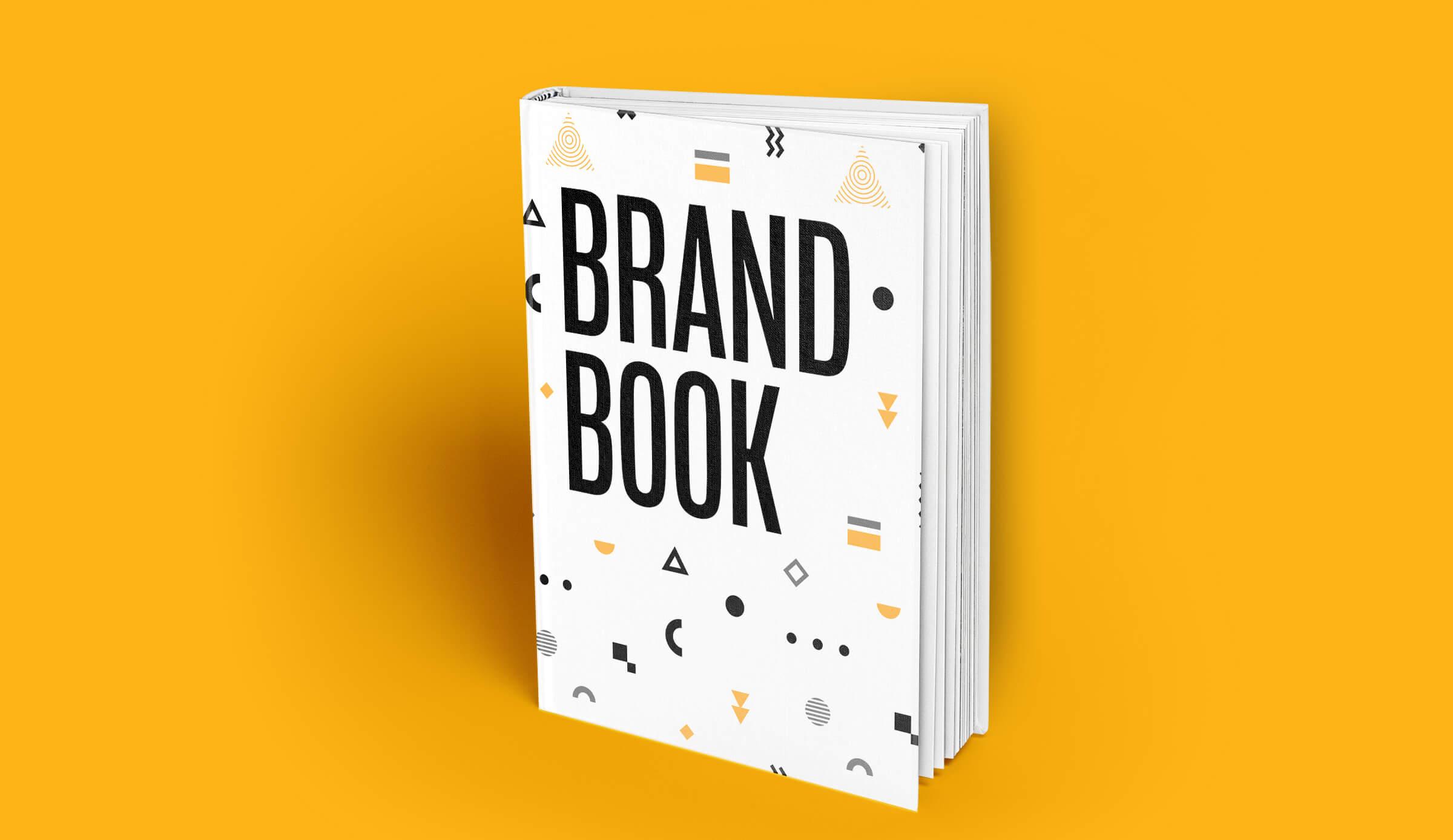brandbook księga znaku