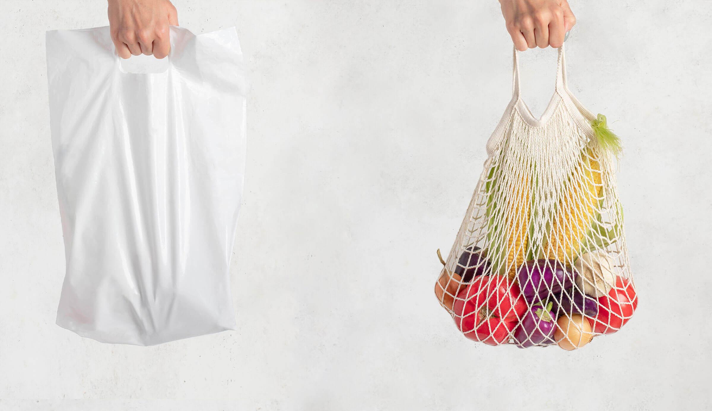 plastikowe torby projektowanie