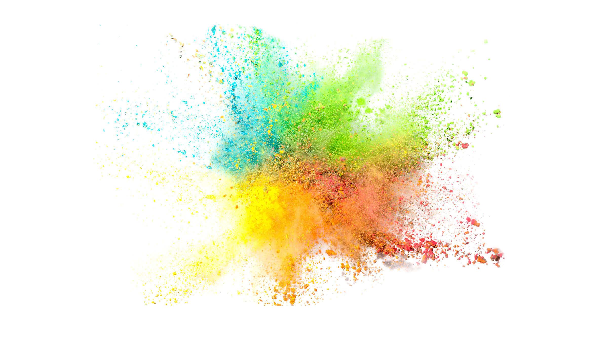 siła koloru w projektowaniu