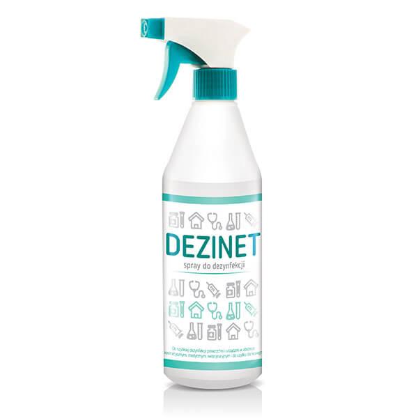 opakowanie środek do dezynfekcji