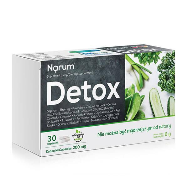 projekt opakowanie detox