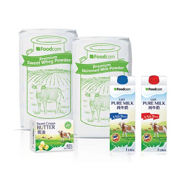 projektowanie opakowań mleka